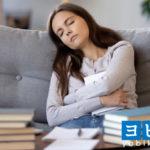勉強の休憩で寝てしまう