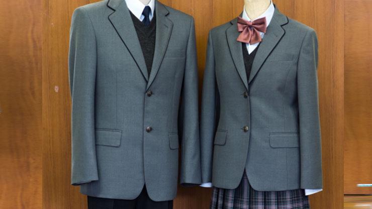 都立中野工業高等学校の制服