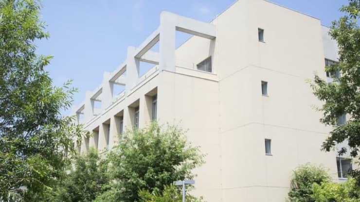 明治薬科大学のキャンパス