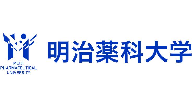 明治薬科大学のロゴ