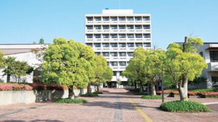 神戸市外国語大学の各学部の偏差値や難易度は?就職状況などもご紹介!